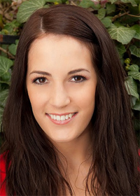 Nicola McEvoy Rose of Tralee 2012