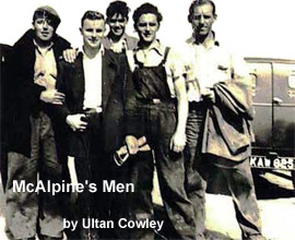 McAlpines Men, by Ultan Cowley